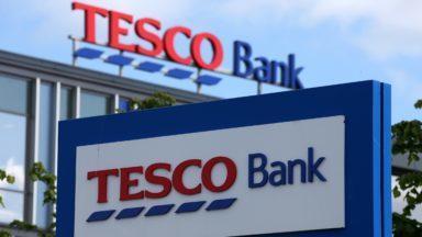 Tesco Bank.