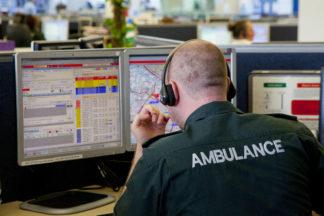 Scottish Ambulance Service.