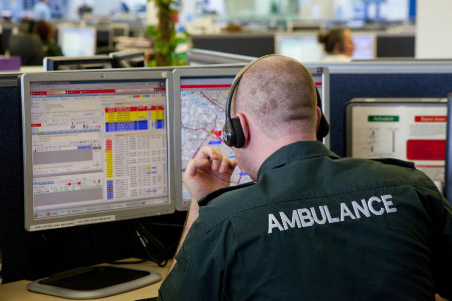 'Malicious': Scottish Ambulance Service are wasting time on hoax calls.