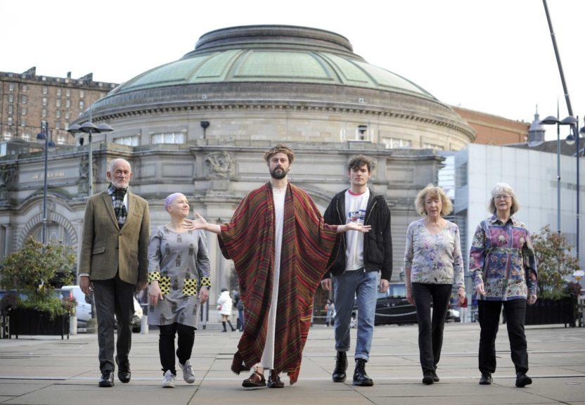 Easter: The story will be told across Edinburgh.