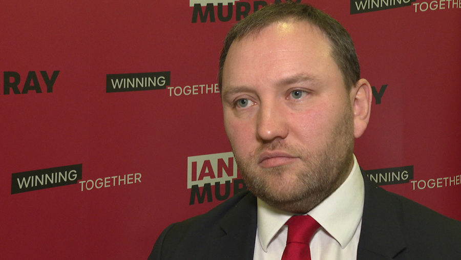 Ian Murray: Labour's sole remaining MP in Scotland.
