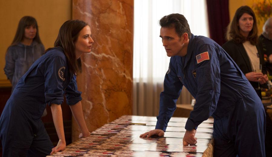 Eva Green and Matt Dillon star in Proxima.