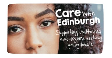 poster for asylum seeker campaign
