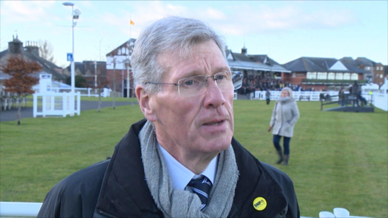 SNP East Lothian MP Kenny MacAskill.