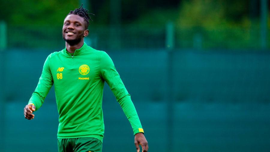 Kouassi failed to make his mark at Celtic.