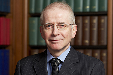 Lord Reed: In 1998 he became Scotland's youngest ever judge.