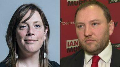 Jess Phillips Ian Murray collage.