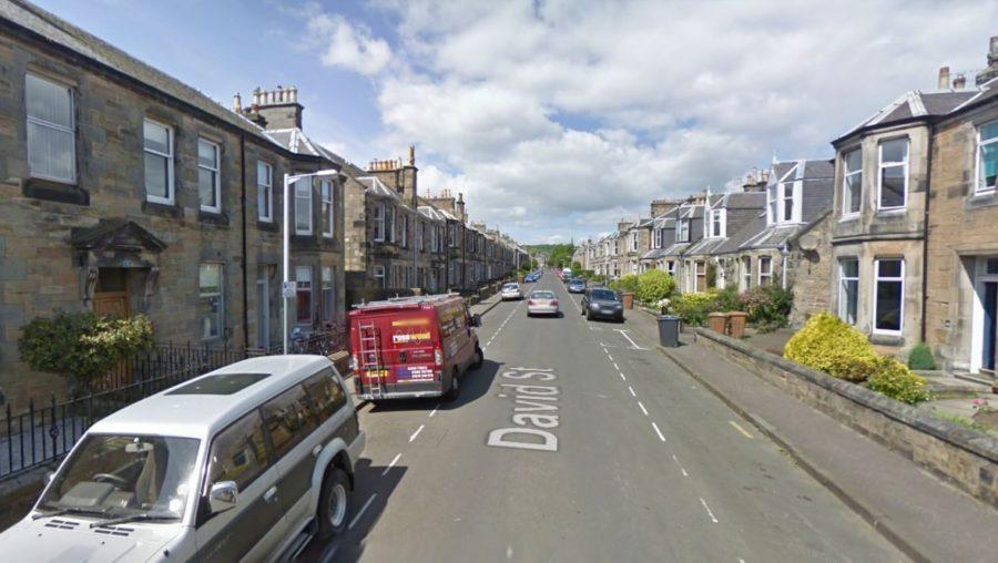Murder: A man died following an incident in Kirkcaldy.