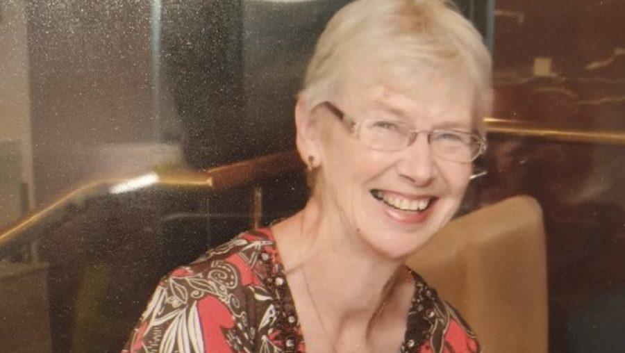 Found: Jeanette MacRae went missing after a church event.