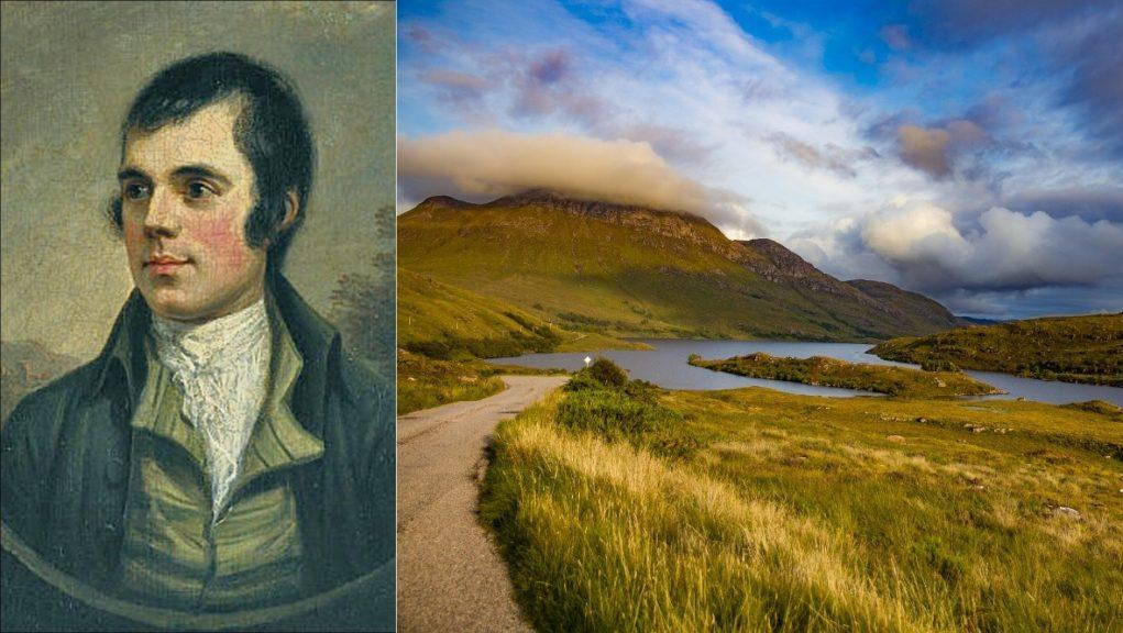 Burns Night: The weather is set to be average.