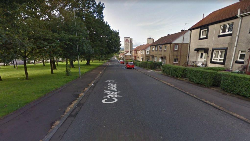 Attack: Castlebay Street, Milton.