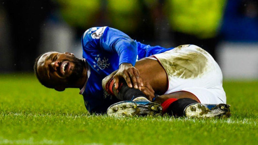 Injury: Jermain Defoe