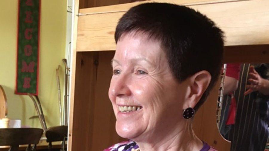 Rhona Macfarlane: Struck by a car in the Highlands.
