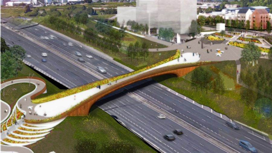 Approved: Pedestrian bridge contract