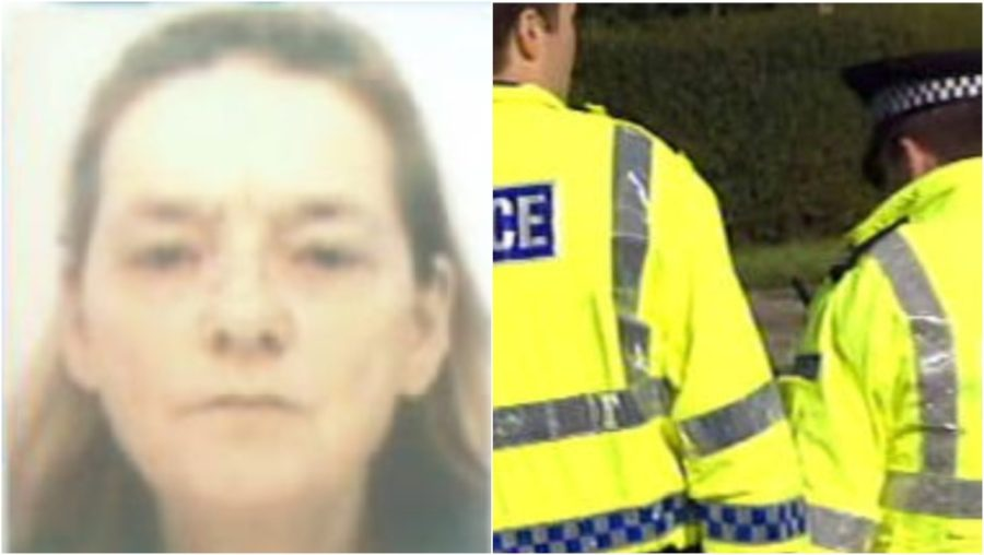 Yvonne Cumming: Police searching for the 65-year-old.