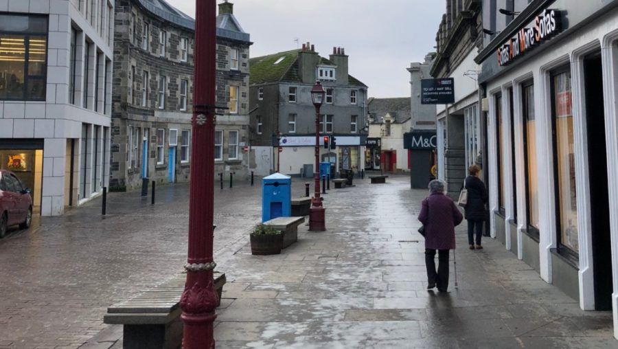 Ideas have been put forward to rejuvenate Wick's high street.