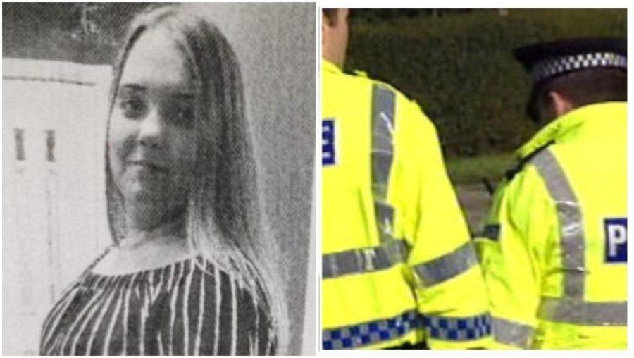 Missing: Tya Miller was last seen on Friday morning.