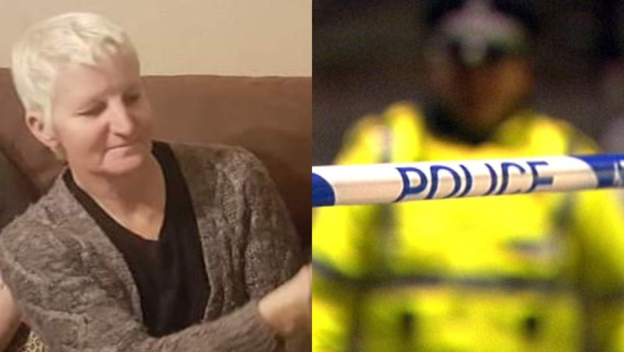 Named: Leeanne Aitken died at the scene of the crash.