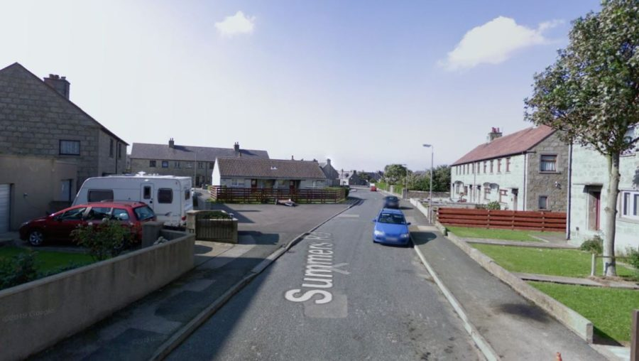 House fire: Summers Road, Rosehearty