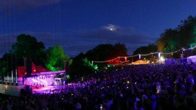 Summer Nights at the Bandstand.