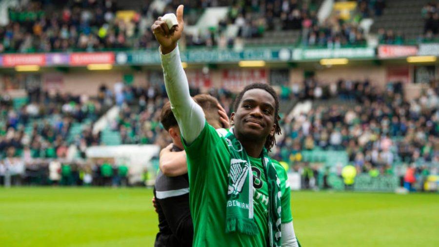 Return: Stephane Omeonga