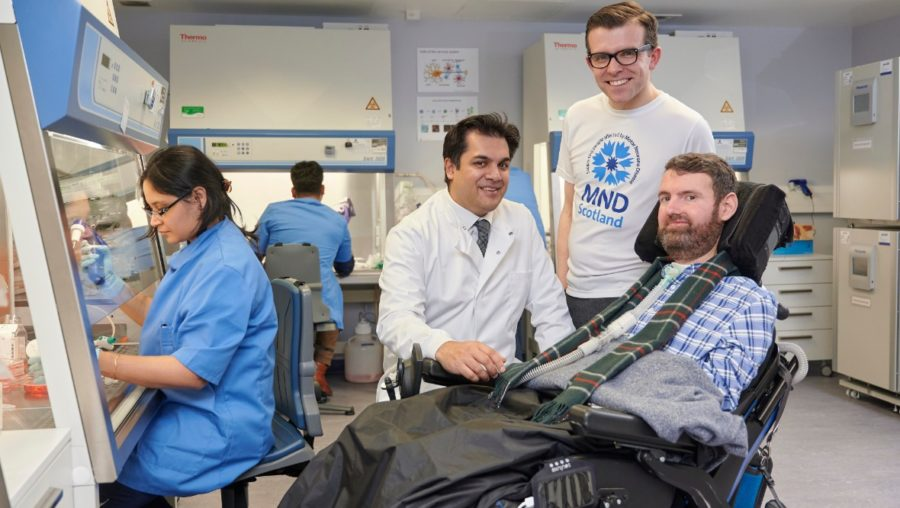 Trial: Dr Suvankar Pal, Lawrence Cowan and Euan MacDonald.