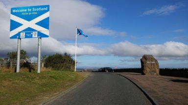 Welcome to Scotland border immigration.