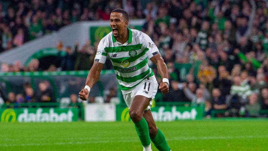 Sinclair won nine trophies in three seasons at Celtic.