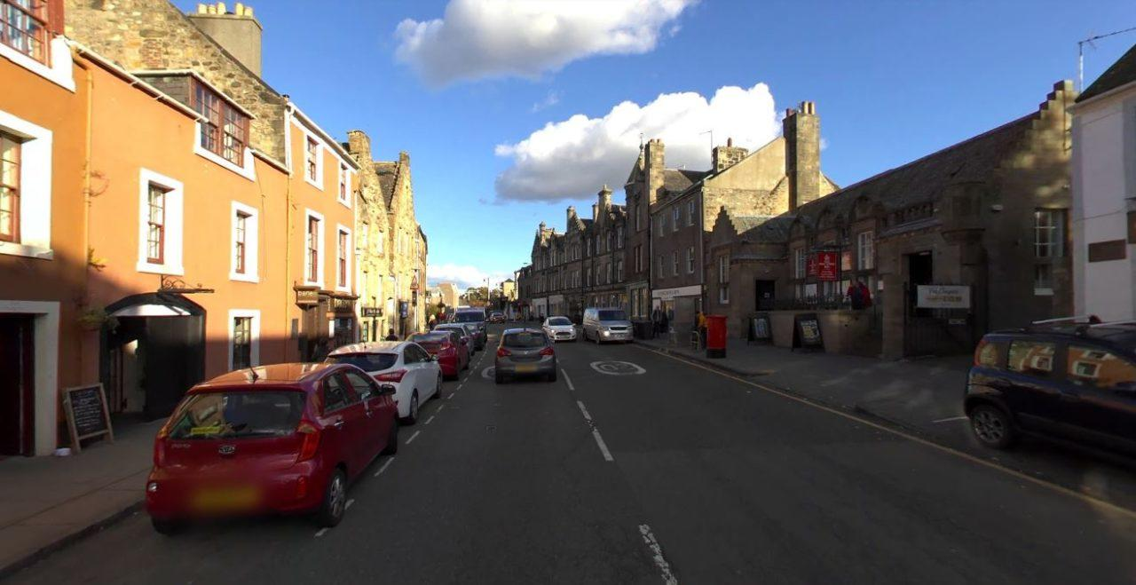 Linlithgow.