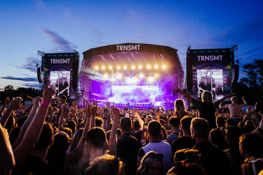 TRNSMT: The festival will take place in July.