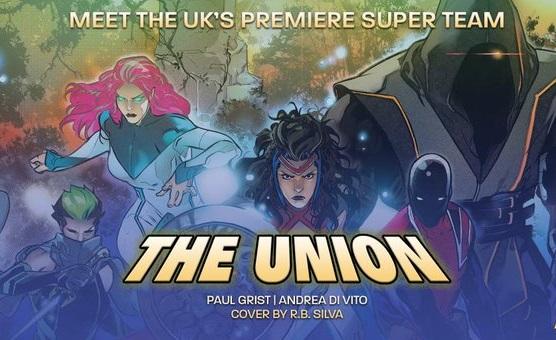 The Union: Marvel introduces new superhero team.
