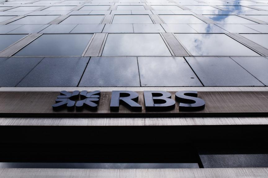 RBS: The bank is to undergo a rebrand.