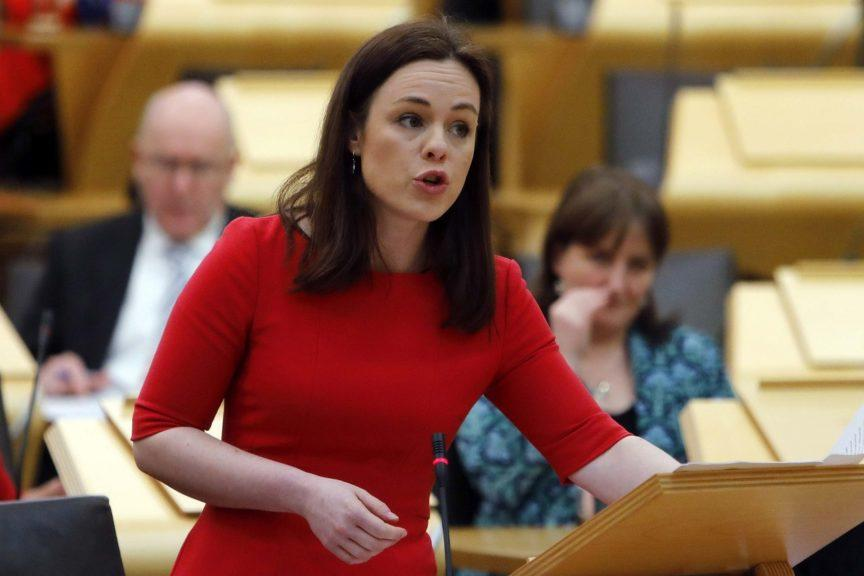 Holyrood: Scottish finance secretary Kate Forbes has written to the UK chancellor.