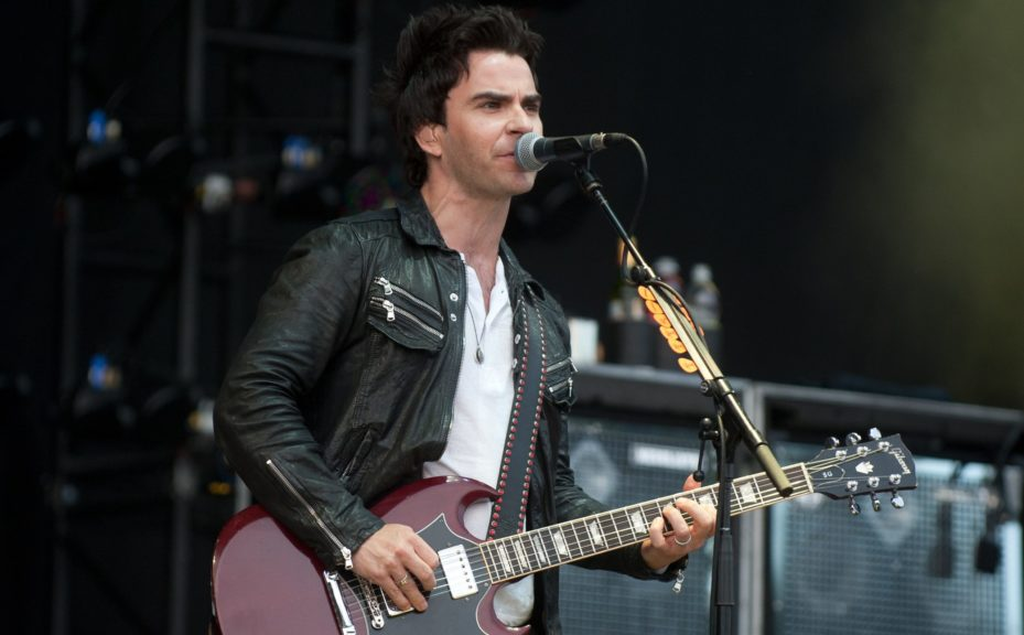 Stereophonics: To play live show in Edinburgh.