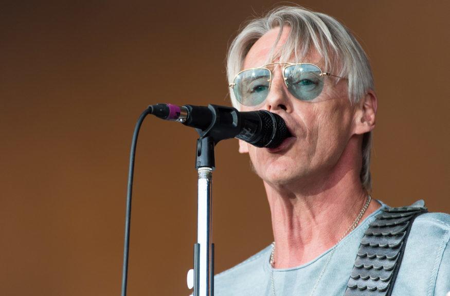 Dundee: Paul Weller.