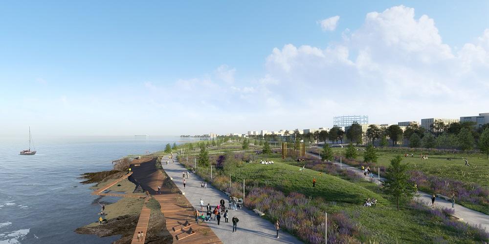 Regeneration proposals: Granton Waterfront.
