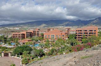 The four-star H10 Costa Adeje Palace went into lockdown