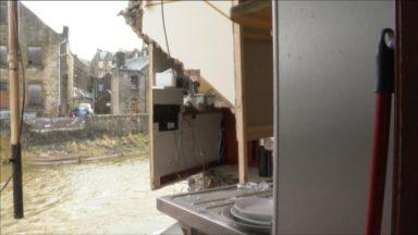 Bed and Breakfast in Hawick collapses