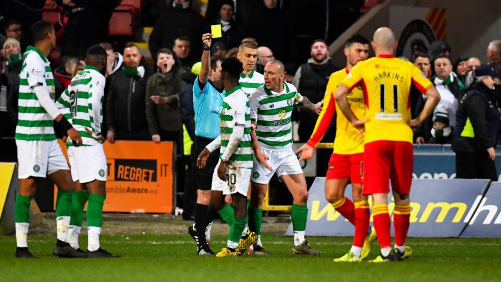 Celtic have been fined by the governing body.