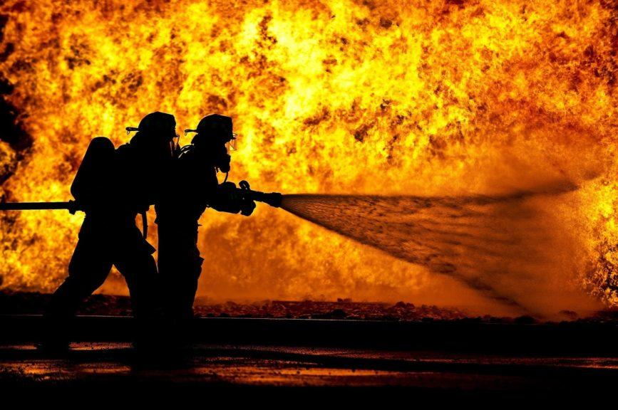 Firefighters: Union members have turned down a pay offer.