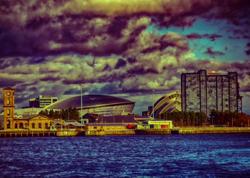 Glasgow: The UN climate change conference will be held in the city later this year.