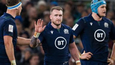 Stuart Hogg, Scotland captain