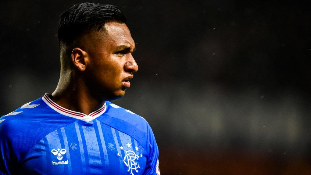 Alfredo Morelos: The Colombian forward was allegedly racially abused during Rangers' 2-1 win over Celtic.