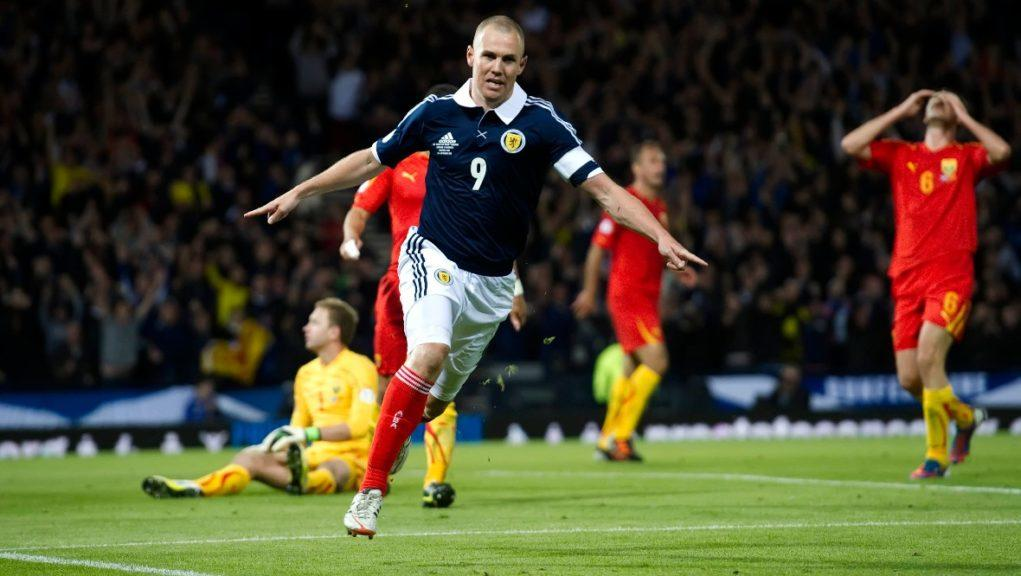 On the move: Kenny Miller lands role at Australian club.
