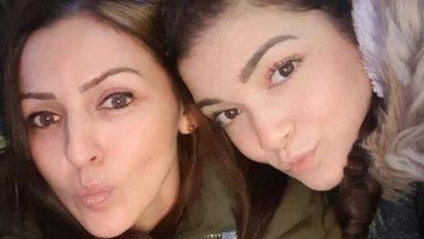 Giselle and Allison Marimon-Herrera.