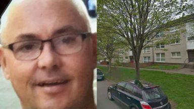 John Bowman, missing.