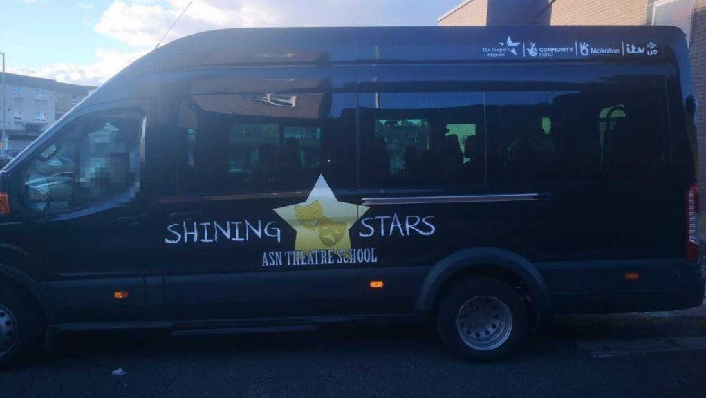 'Stolen': Minibus