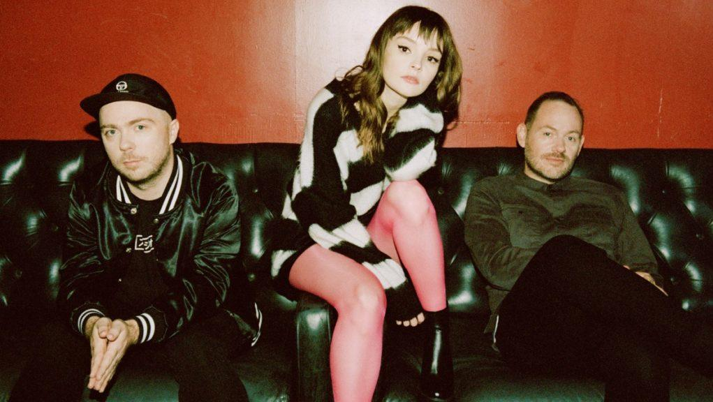Chvrches: The synth-pop outfit will headline Playground Festival this summer.