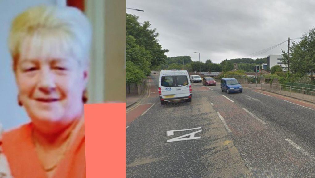 Missing: Irene McArthur was last seen on Wednesday.