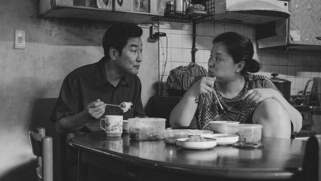 Parasite: Bong Joon-ho's satire will be shown in black and white.